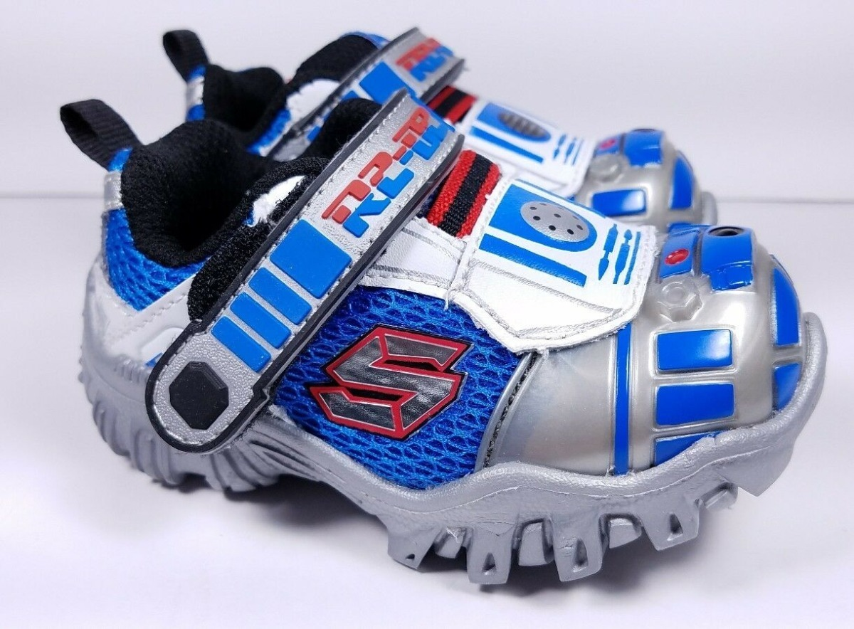 tenis skechers star wars