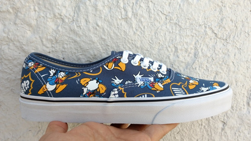 *oferta* tenis vans x disney donald duck / mickey mouse