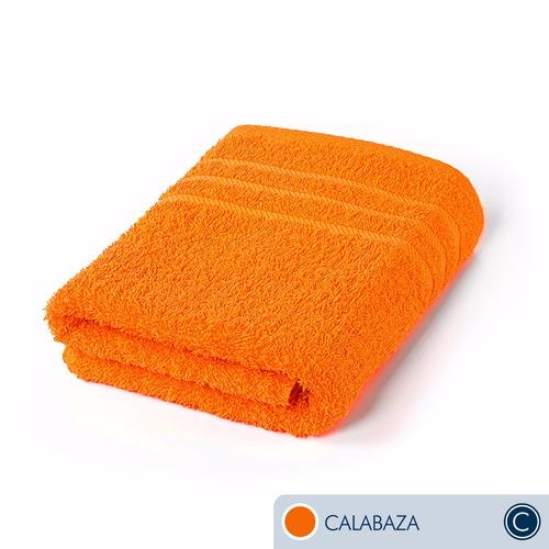 oferta toalla ama de casa classic mano calabaza