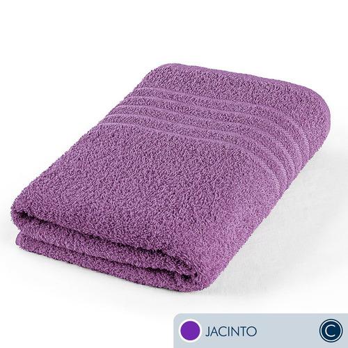 oferta!! toallas ama de casa classic 170x90 cm jumbo jacinto