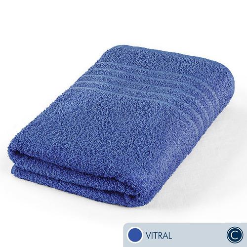 oferta toallas ama de casa classic jumbo 170x90 cms vitral