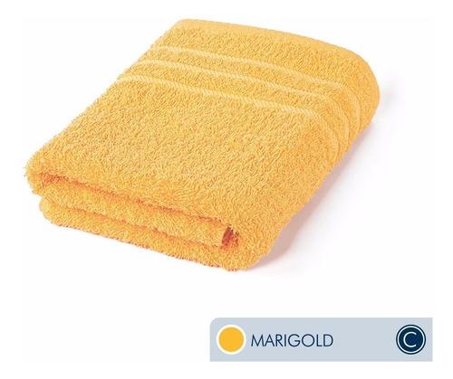 oferta!! toallas ama de casa classic mano 75 x 44cm marigold