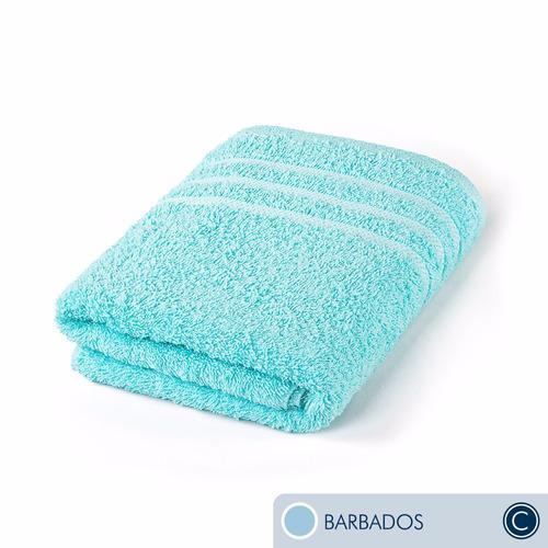 oferta toallas ama de casa classic mano 75x44cm  barbados