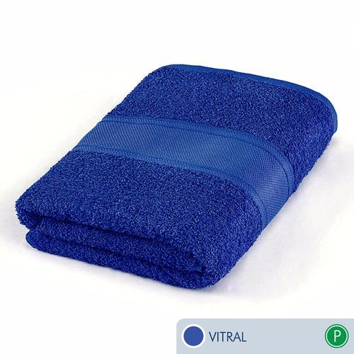 oferta toallas ama de casa premium baño 140x67 cms vitrals