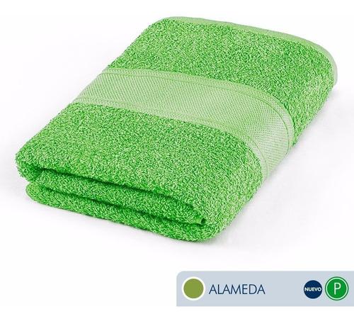 oferta toallas ama de casa premium baño 140x67cm  alameda