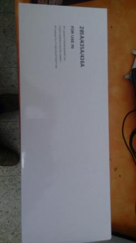 oferta toner hp  asser jet p1505/m1522n/m1120/1102/p1102w/m1