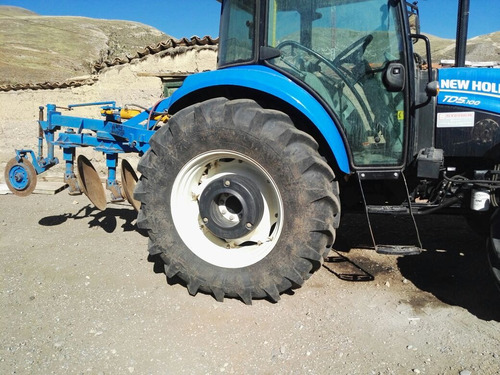 oferta tractor agrícola new holland td5.100, seminuevo.