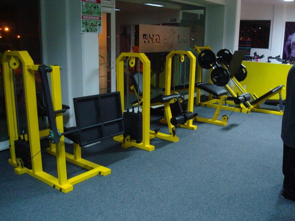 Oferta tu gym por solo 97500 fabricantes equipo de for Aparatos de gym