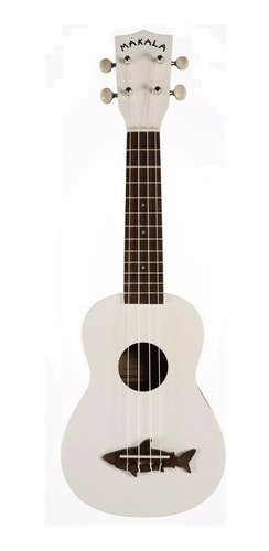 oferta ukulele ukelele makala shark mk-ss/wht soprano