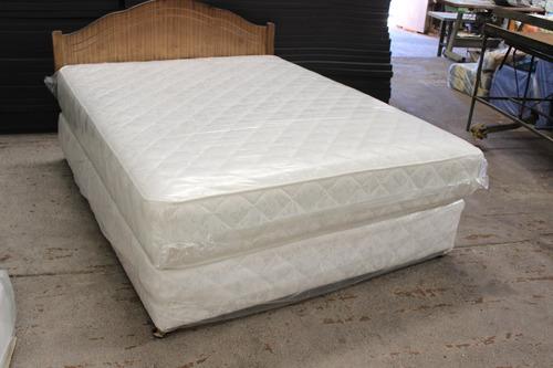 oferta unica!!!! cama de 2 plazas