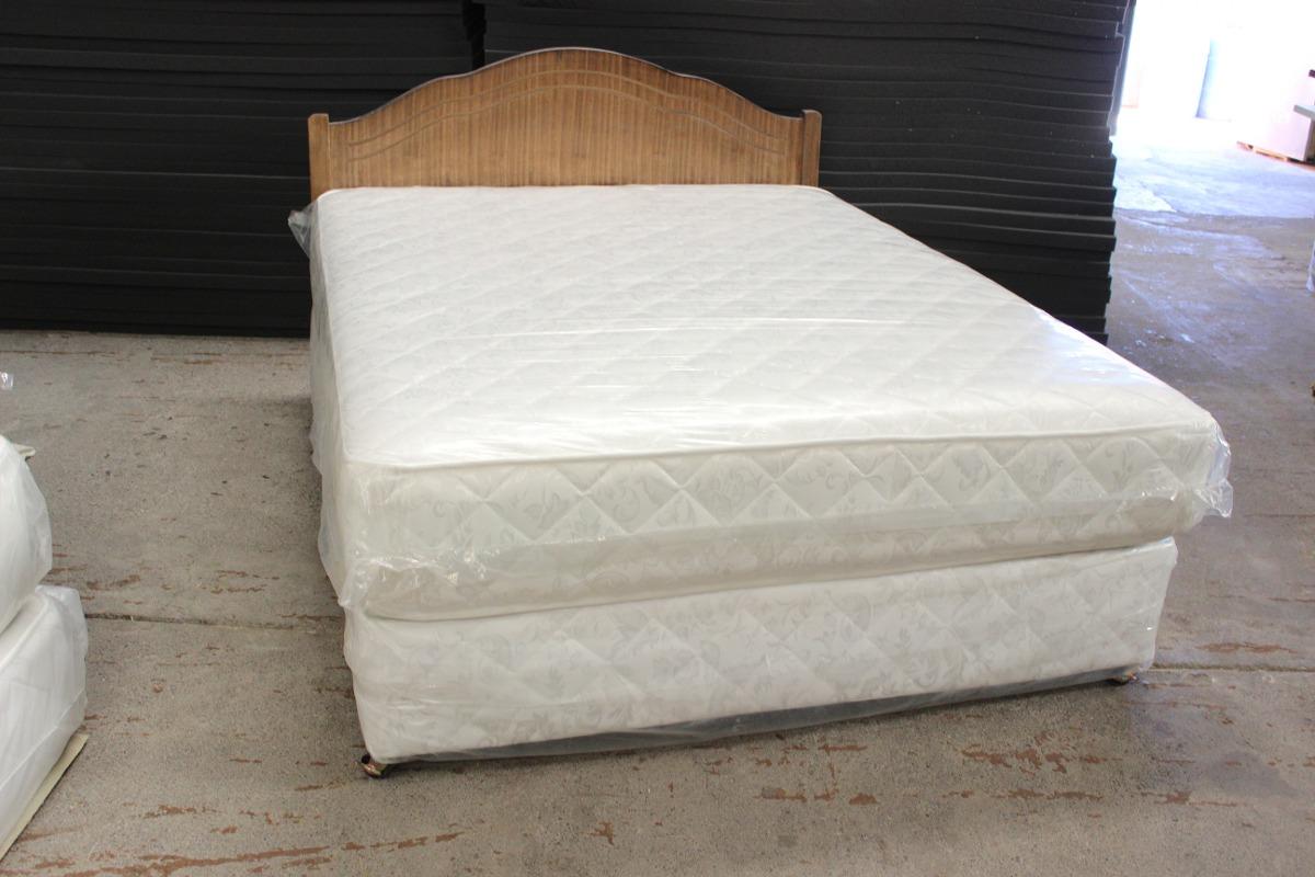 oferta unica cama de 2 plazas en mercado libre
