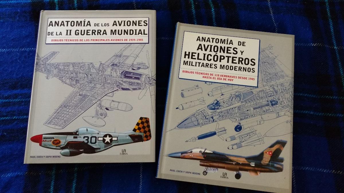 Oferta!. Venta En Lote De 2 Libros De Aviones - $ 1.000,00 en ...