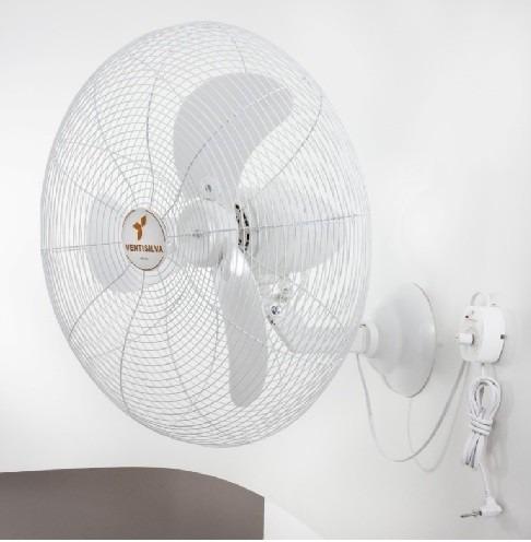 oferta ventilador de parede ventisilva venti50 branco