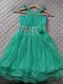 Oferta Vestido Color Jade Talla 14
