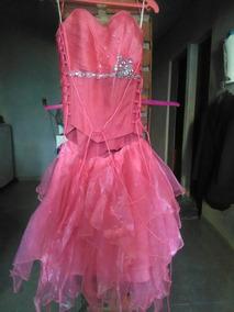 Vestidos Xv Tinto De Vestidos De 15 Corto De Mujer En