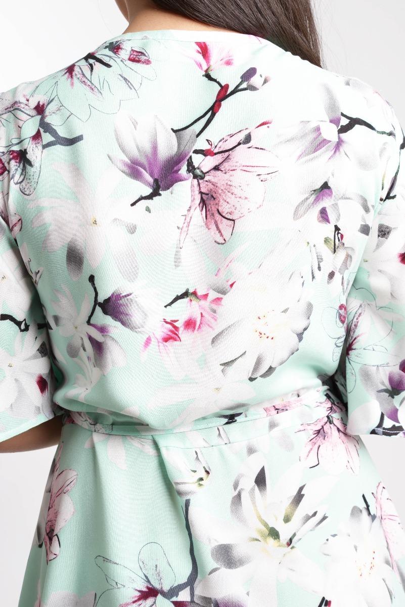 b4162cd15ec oferta!! vestido cruzado fibrana verano 2019. Cargando zoom.