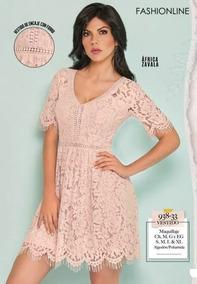 57f961fdf8 Oferta Vestido Rayas Negro blanco Cklass 131-58 Envio Gratis. 2 vendidos -  Puebla · Oferta Vestido Encaje C forro Maquillaje Cklass 938-33 Envio