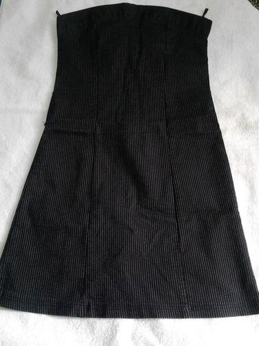 oferta!!! vestido estraple casual strech dama