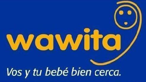oferta! wawita portabebe original, desde nacimiento, colores