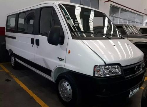 oferta x ducato combinato 10 asientos 0km anticipo: $150.900