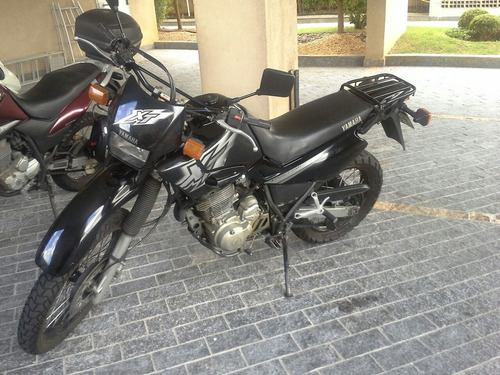 oferta yamaha xt 600 troco carro maior valor mesmo alienado