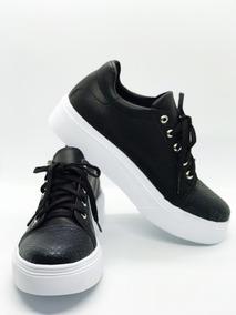 Reptil Print Plataforma Sneakers Nagra OfertaZapatilla OPkiwXZulT