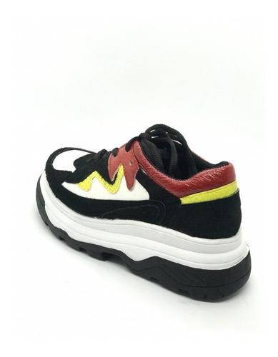 oferta zapatilla plataforma sneakers estilo balenciaga