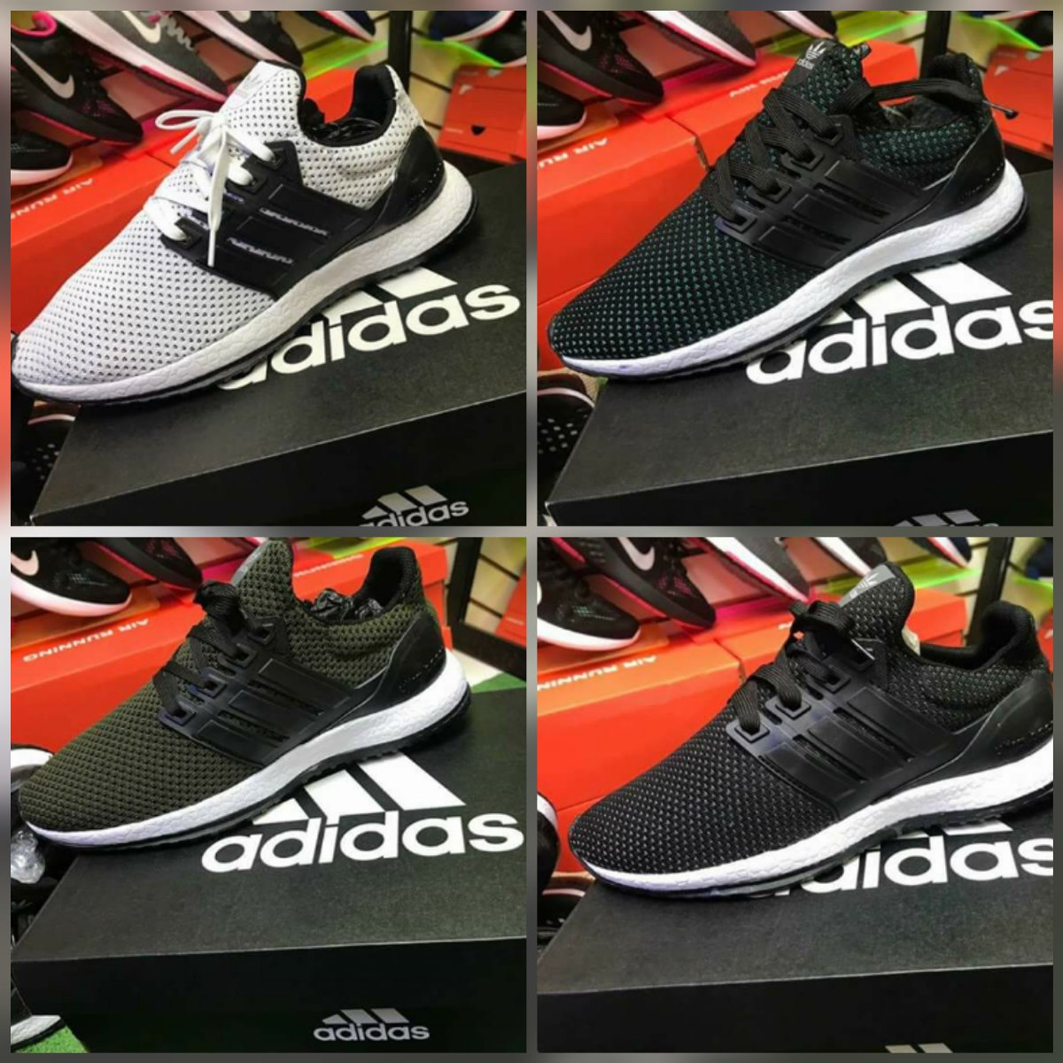 distribuidor mayorista la venta de zapatos salida para la venta Oferta Zapatillas Nike adidas Vans Precio Por Mayor...