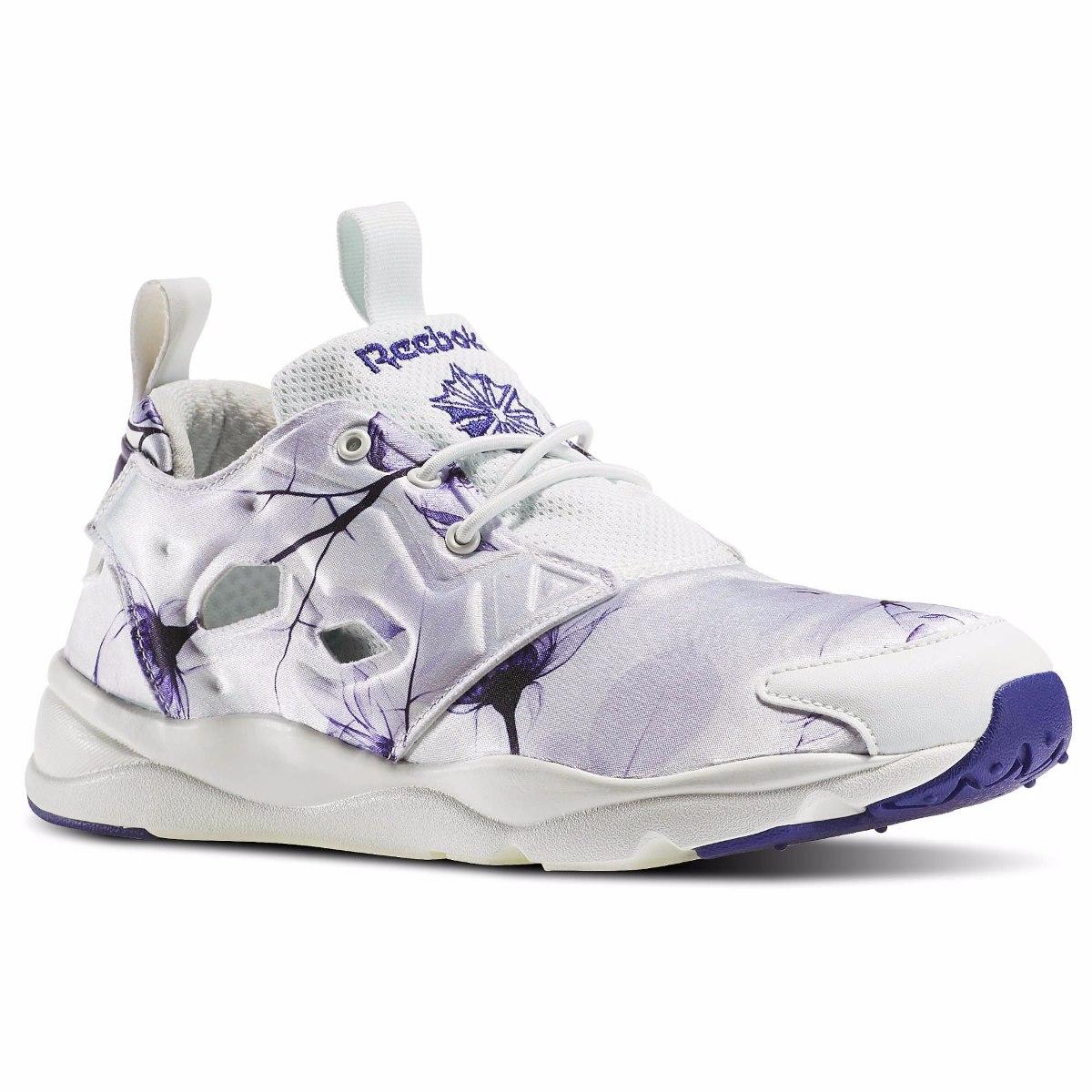 Zapatos lila Reebok Furylite para mujer UdmgRCt