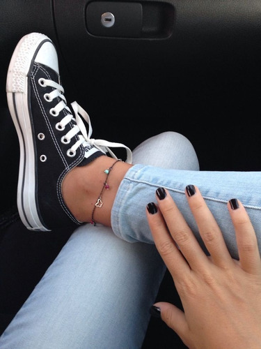 oferta zapatos converse all star dama y caballero (tienda)