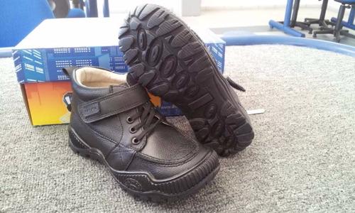 oferta zapatos ferrato escolar 10979 piel nuevos sh+