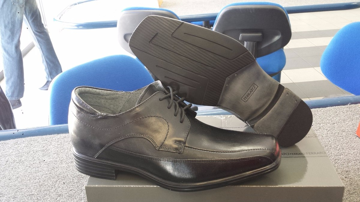 867703a0f7 Oferta Zapatos Oxford Ferrato 1043099 7735 Piel Crece 7cm -   699.00 ...
