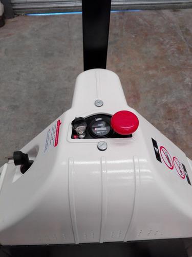 oferta zorra electrica nueva con batería y cargador !!!
