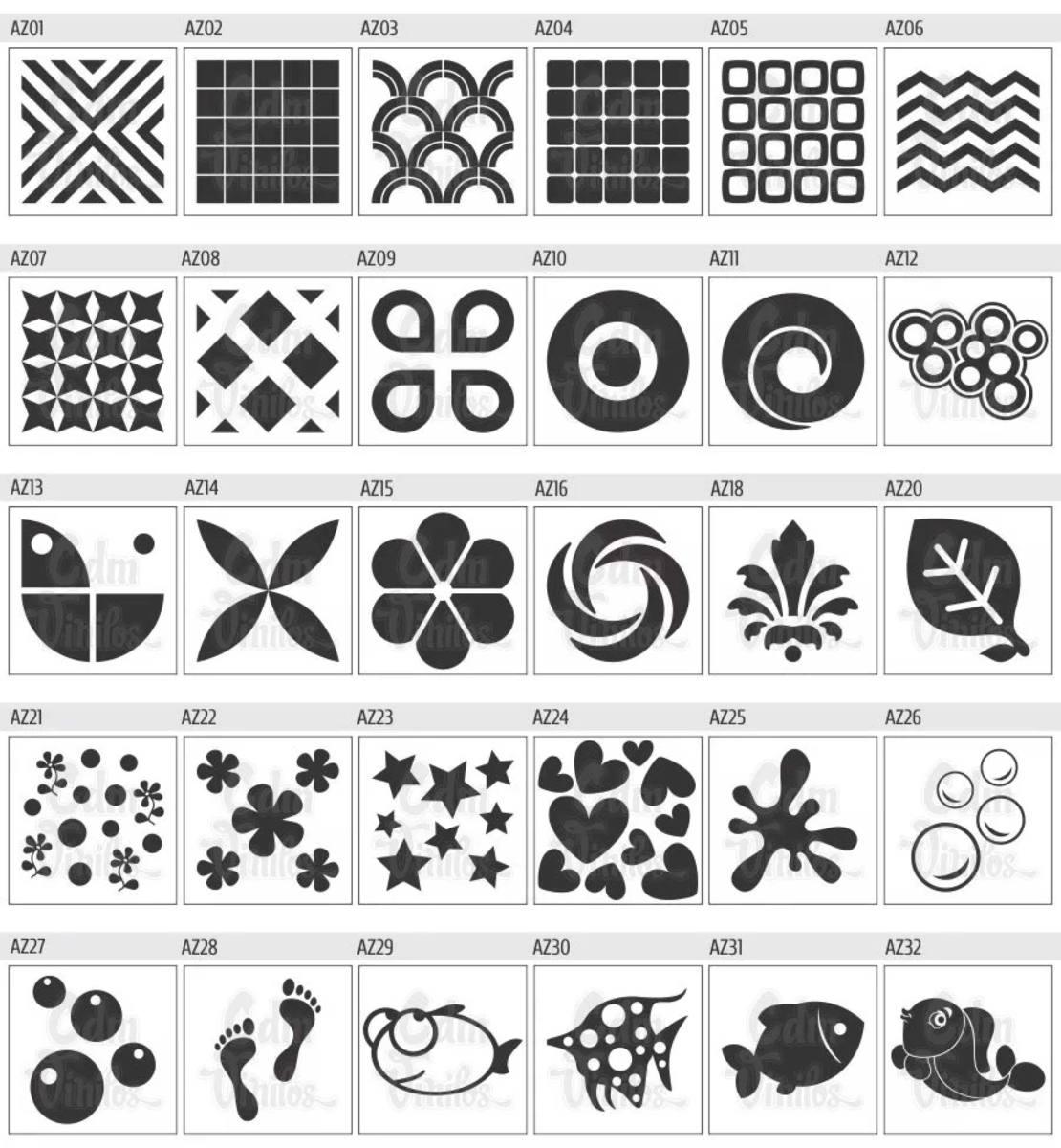 oferta 10 vinilos para azulejos de ba o y cocina de 20x20