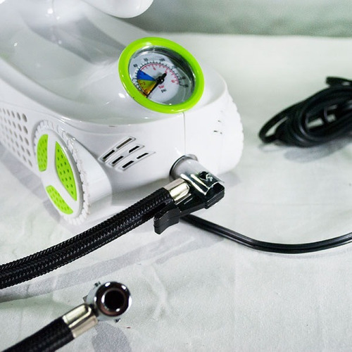 oferta!4 en 1 aspiradora, compresor, linterna, presión