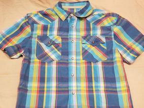 882e504c11 Camisa Amarilla Hombre - Camisas de Hombre Rayado en Mercado Libre ...