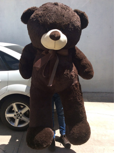 ¡ofertaaaaaa! oso gigante muy gordito y suave 2mtrs