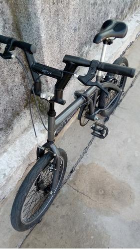 oferta!!bicicleta plegable rodado 20