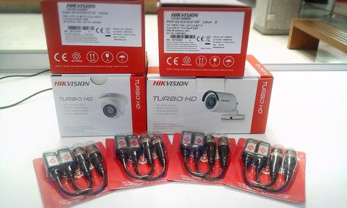 ¡oferta!camara hd 720p hikvision 30-40 ir hk-ds2ce16c0t-it3