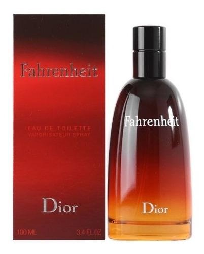 oferta.perfume christian dior fahrenheit  - masculino 100 ml