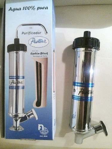 oferta!!!purificador de agua pateur integrado