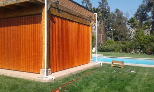 ofertas cortinas hanga roa para quincho terraza