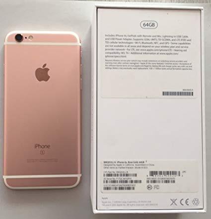 ofertas de apple iphone 6s + plus 64gbs (unlock factory