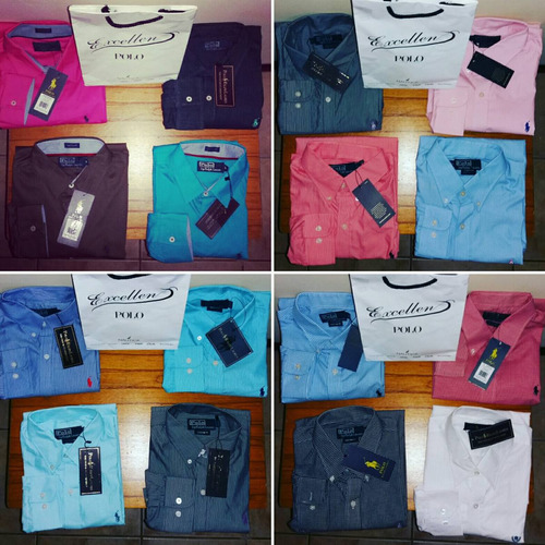 ofertas de camisas polo ralph lauren originales y nuevas!!