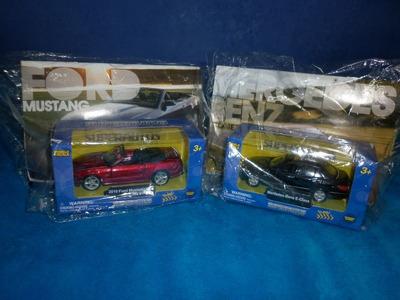 ofertòn coleccion super autos c/u por s/.20