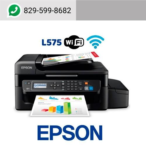 ofertón en impresoras brother, canon, epson spramb,s.r.l.