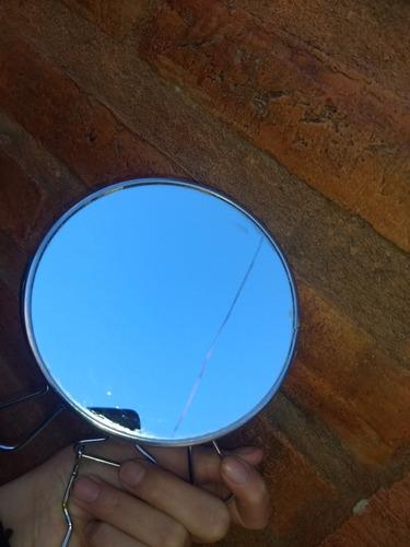 ofertón!! espejo mediano 22x11 muy bueno!