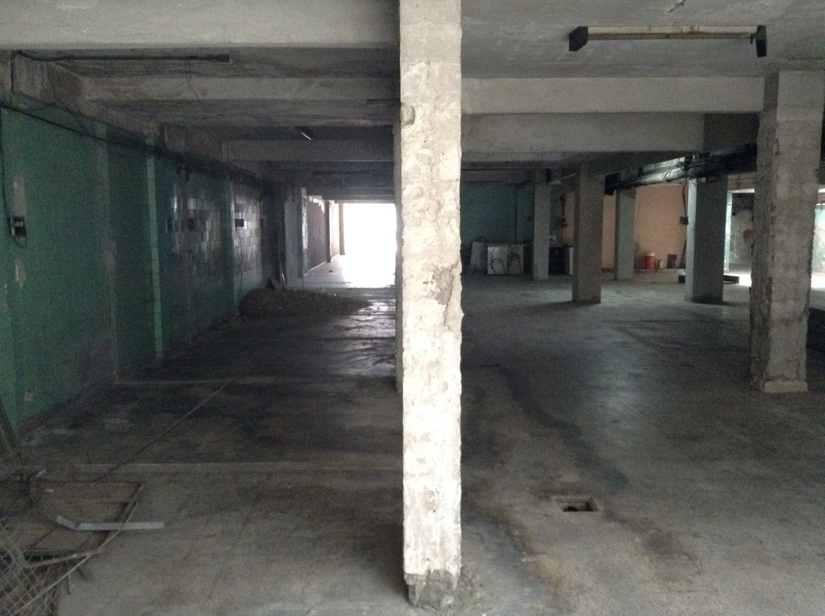 oferton g. pomar 4100, se vende, deposito 1100 m2 en ph