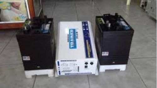 ofertonde inversores y baterias transporte gratis
