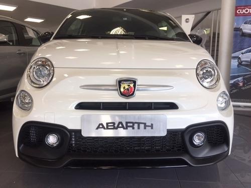 off sale 500 abarth 1.4 0km $343.900 y entrega inmediata c-